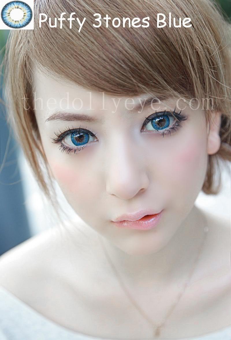 Layla Lens Store: DUEBA ~ Puffy 3tone