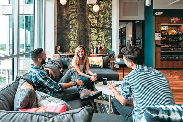 【美國】共享公寓WeLive - Y世代新選擇