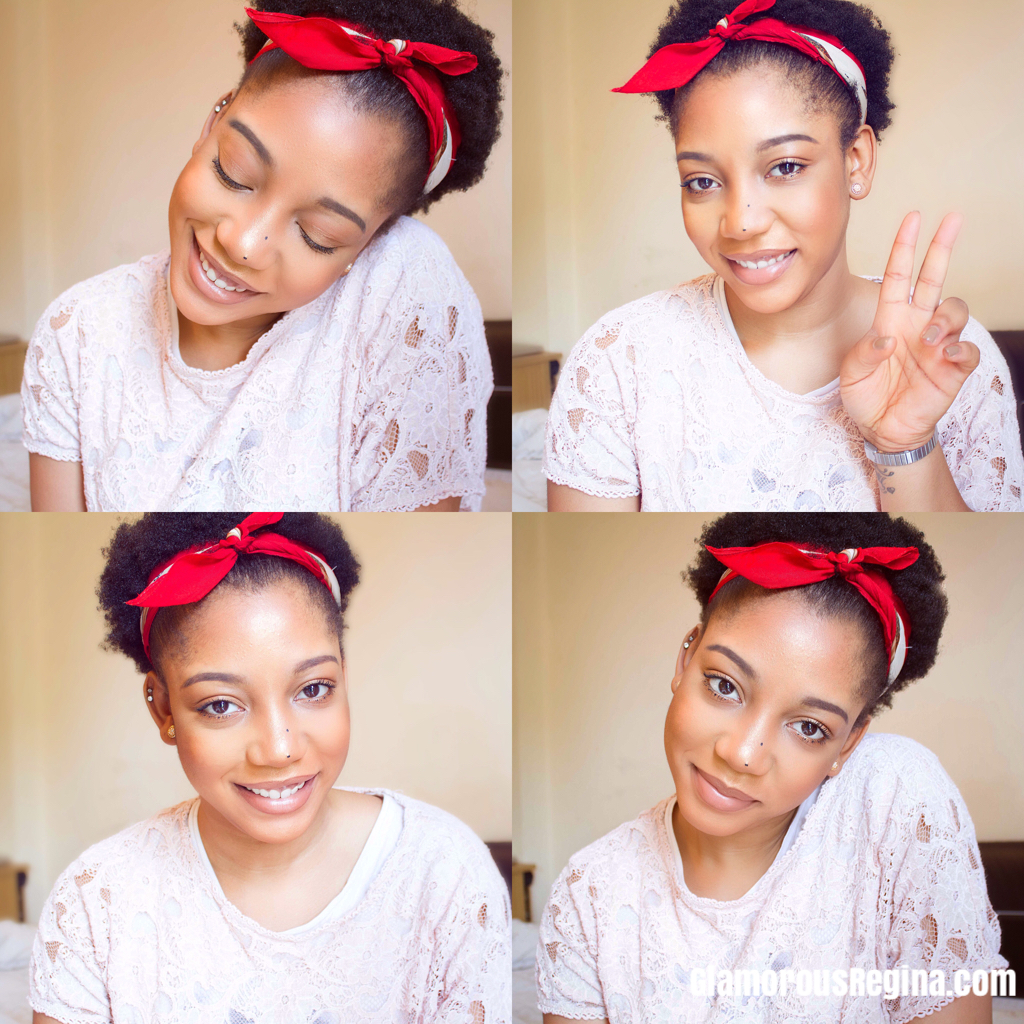 Natural back to school makeup glamorousregina simple natural glam makeup look in my video i will be sharing my natural go to go makeup this look can be used for any occasion i normally use it when baditri Gallery