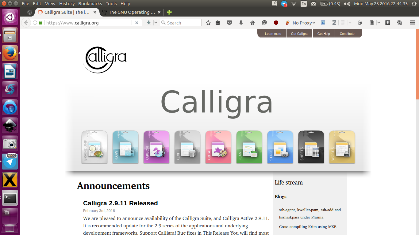 How To Install Calligra Suite ...