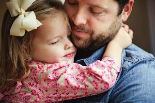 Il padre e la figlia - Storia commovente