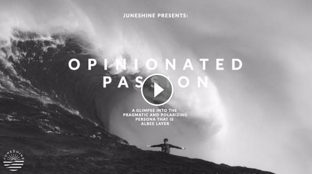 JuneShine Presents Opinionated Passion