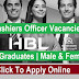 HBL Cashiers Officers Jobs 2018 (Vacancies 200) Required Graduation in any Field