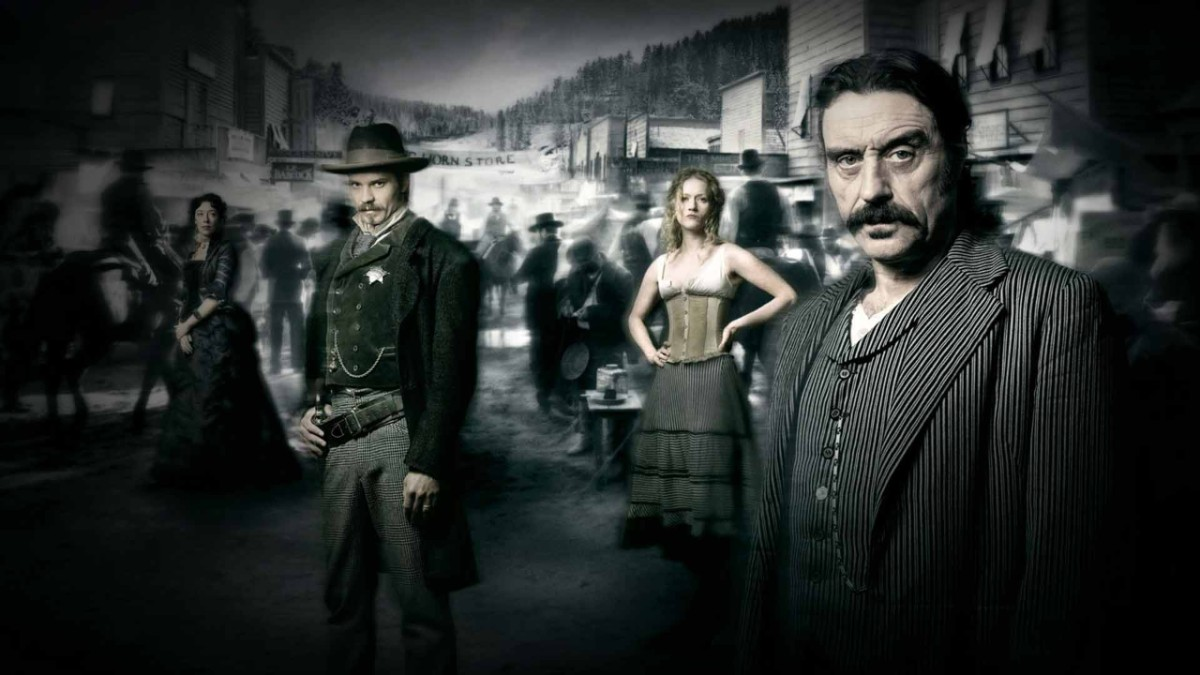 54fb9ab39b Trailers: Deadwood: The Movie (2019) Official Trailer. After a long hiatus,  the town of Deadwood is finally making its return to HBO.