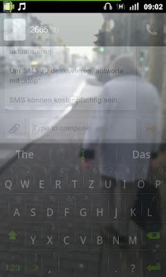 Aplicativo para deixar a tela transparente e ver o que esta do outro lado do seu Android 2