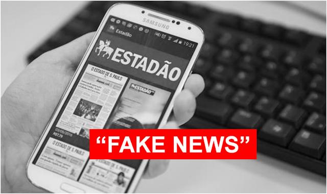 Jornal Estadão assume fake news sobre Bolsonaro