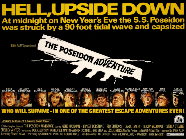 The Poseidon Adventure 1972 movieloversreviews.filminspector.com  poster