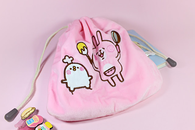 Kanahei Soft String Bag january girl unboxing video cute little items adorable toys review