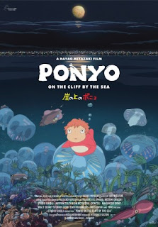 Ponyo on the Cliff by the Sea 2017