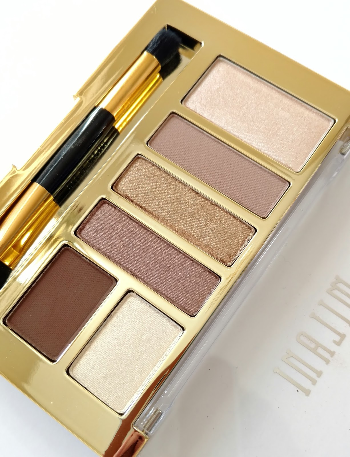 Eyeshadow Palette: Milani Everyday Eyes Eyeshadow Palette Review