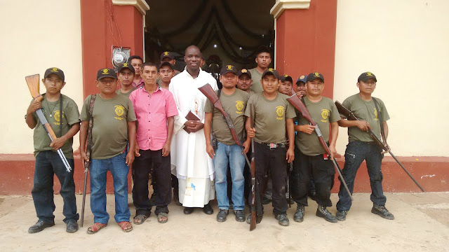 Priests in the Crosshairs - PIME in Mexico