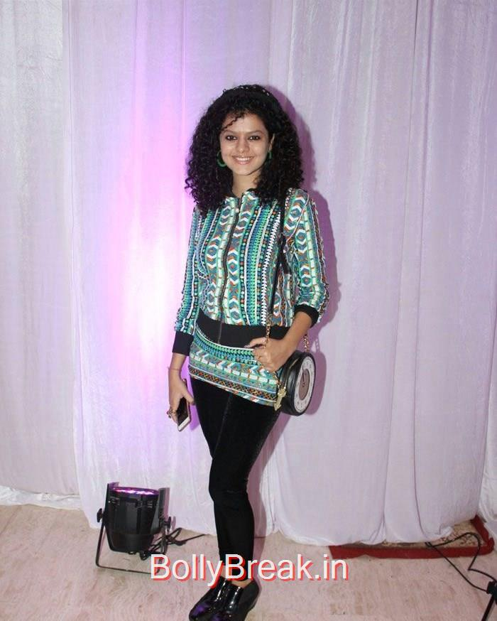 Palak   Muchhal, Elli Avram Hot Pics At Karishma Jain & Abhishek Chhajer Wedding Ceremony