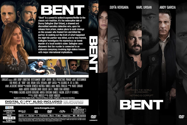 Bent DVD Cover