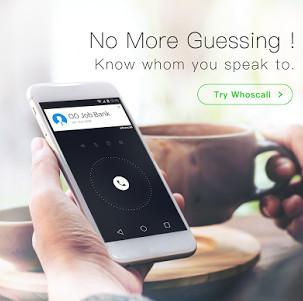 تطبيق Whoscall لمعرفة أسم المتصل على هاتفك حتى وإن لم يكن مسجلاً لديك