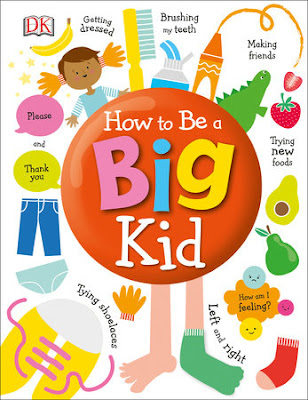 How to Be a Big Kid explores subjects from potty training and hygiene to staying safe, going to school, and much more. It is a great conversation starter for parents and kids and provides fun ideas to enrich curiosities and expand children's knowledge of themselves and the world. #HowToBeABigKid #NetGalley #Nonfction