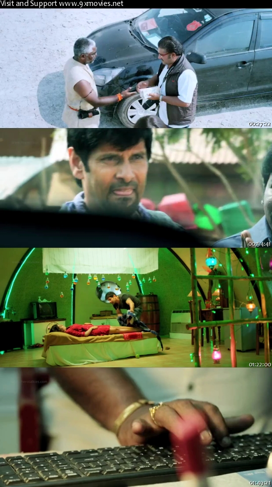 10 Endrathukulla 2015 UNCUT Dual Audio Hindi 720p HDRip