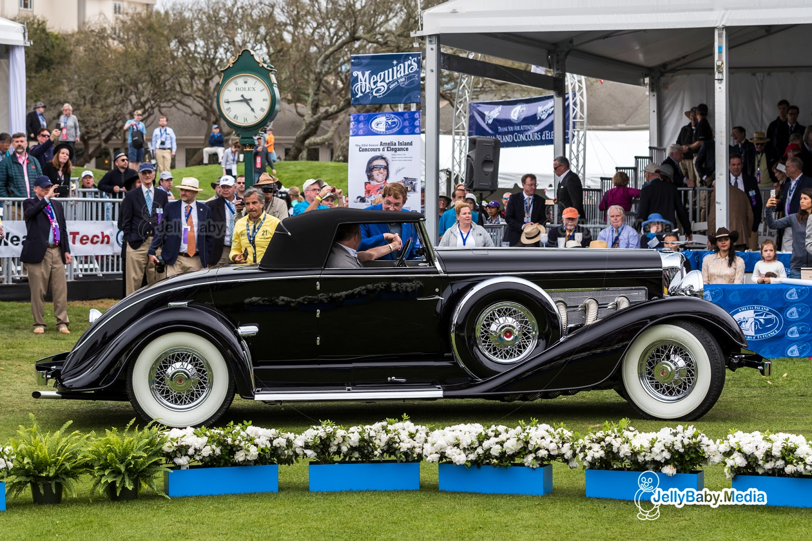 Club Arnage The Amelia Concours Délégance Our Pick Of The - Amelia island car show 2018