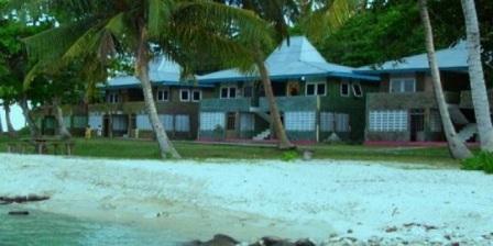 Okomodasi di Pulau Randayan Bengkayang