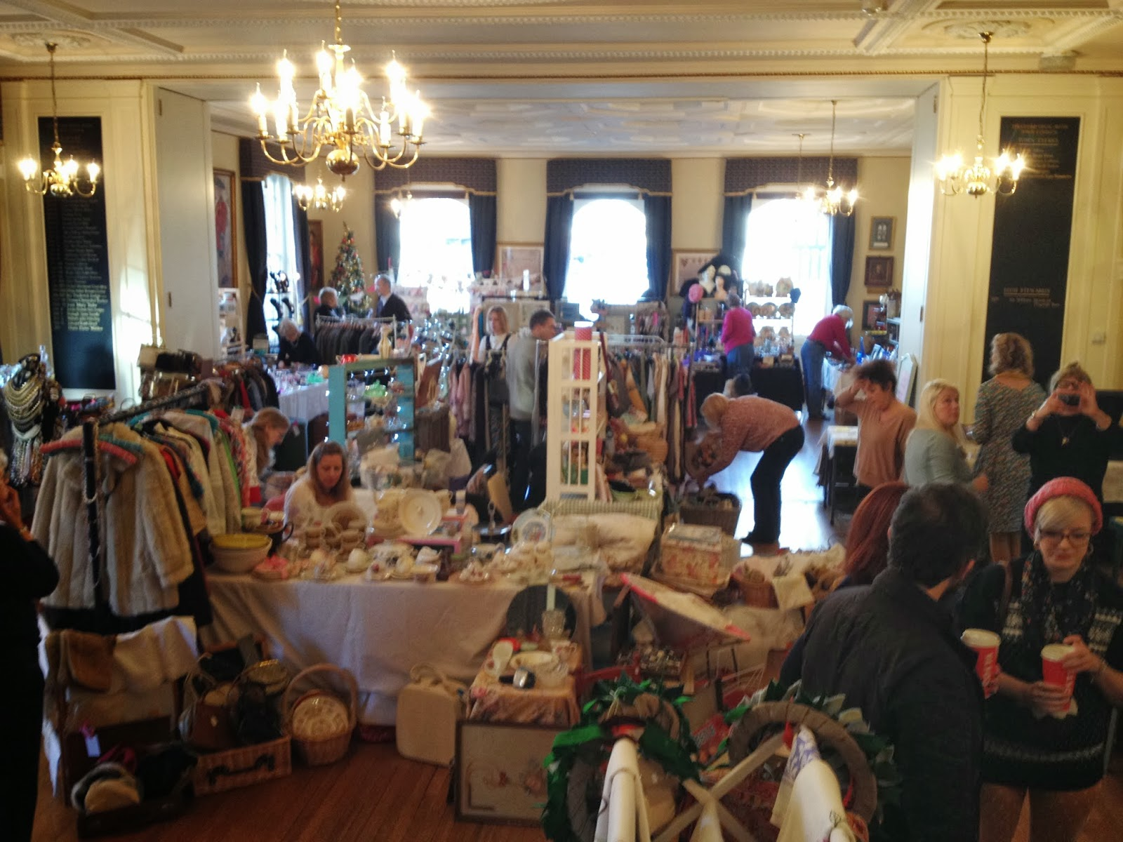 Vintage And Craft Fairs In Olney