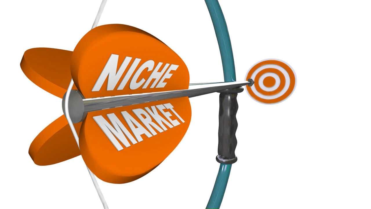 Content Marketing niche market