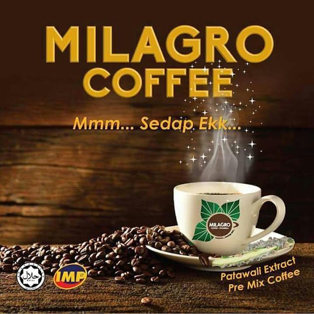 Milagro Coffee Patawali, Kopi Milagro Kopi Patawali, Kebaikan patawali dalam kopi, Testimonial Milagro Coffee, Harga Milagro Coffee, Agen dan stokis Milagro Coffee
