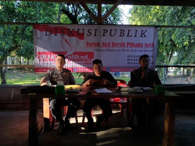 Dana Pengamanan Pilkada Aceh Diusulkan Rp128 Miliar Lebih