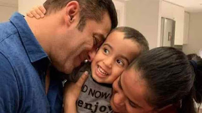Salman Khan sister arpita share emotional post