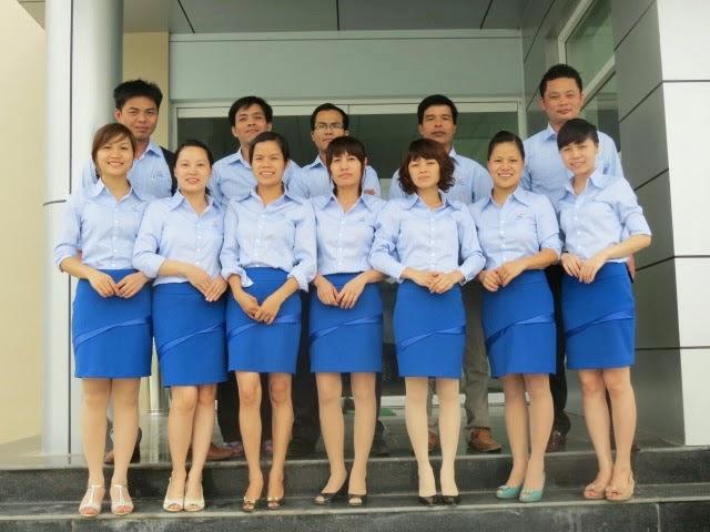 Quảng bá thương hiệu bằng đồng phục công sở, chi phí thấp, hiệu quả cao