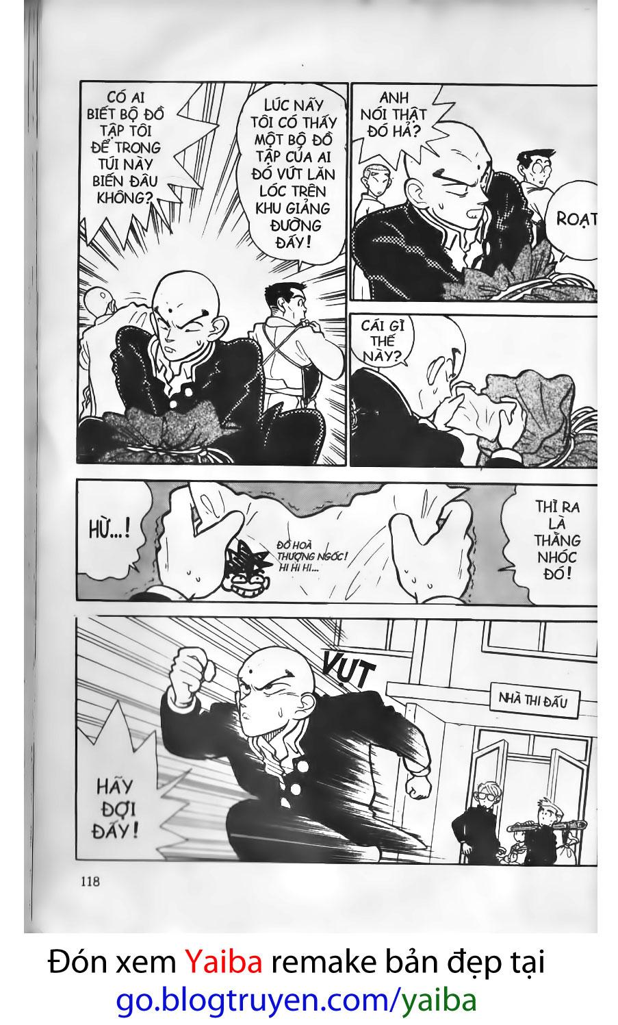 Yaiba chap 6 trang 13