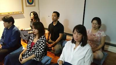 Makati Meditation and Ortigas Meditation