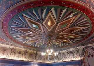 Interior de la Casa Klianti.