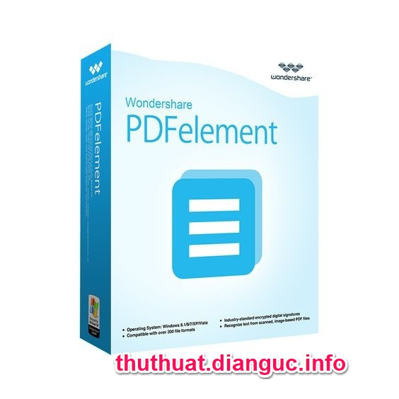 Download Wondershare PDFelement 6.8​ Full Cr@ck – Biên tập PDF mạnh mẽ
