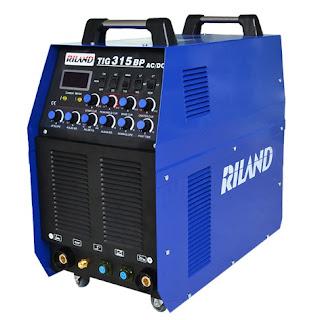 Máy hàn nhôm Riland Tig 315P AC DC