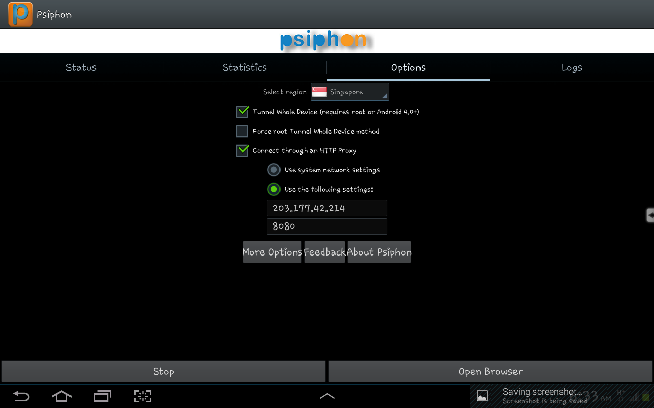 Psiphon for globe download