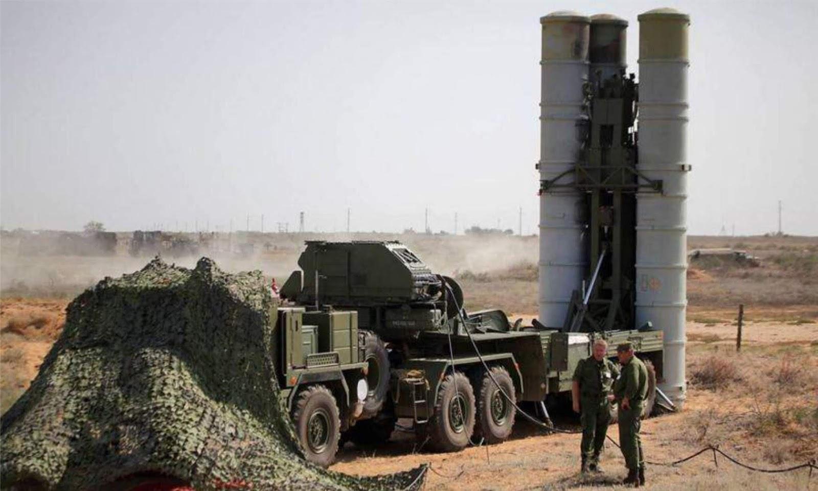 Rusia menganggap perlu untuk membuat pusat layanan S-300 dan S-400 di Cina