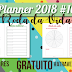 Planner 2018 #16: Roda da vida (gratuito para baixar)