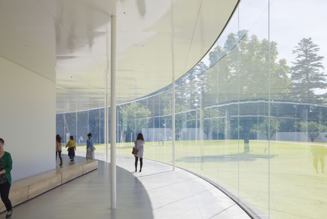 Visit 21st Century Museum of Contemporary Art In Japan