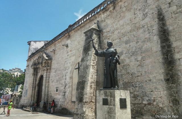 Convento de San Francisco en La Habana