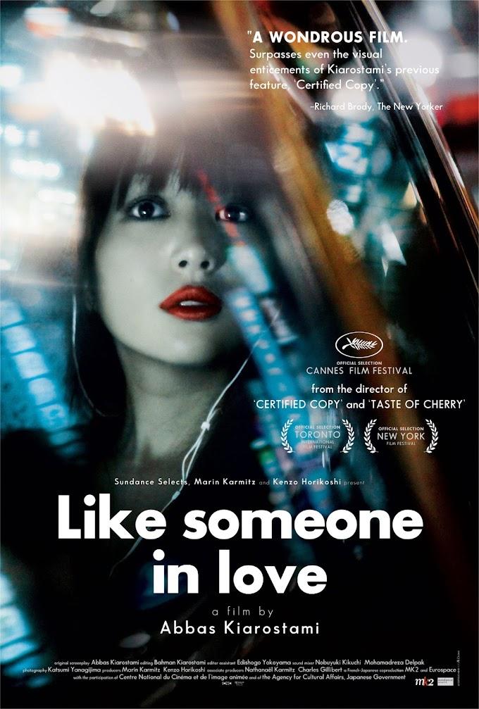 Like Someone In Love (2012) : Yang Asing Yang Lebih Mengesankan