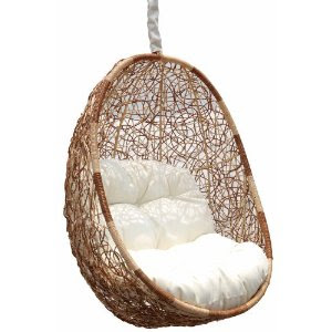 LET'S STAY: Where to buy a swing hammock chair for your room