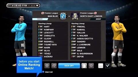 Pemain Ideal PES / FIFA / Winning Eleven Football
