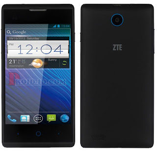 Cara Flashing ZTE V815W