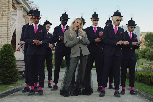 Ellie Goulding Premieres 'Close To Me' Video ft. Diplo & Swae Lee
