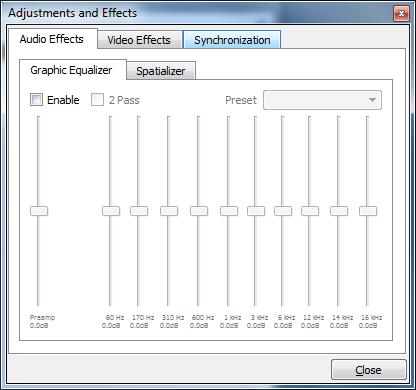 Synchronization in VLC Media Player ~ VLC Media Player Secrets