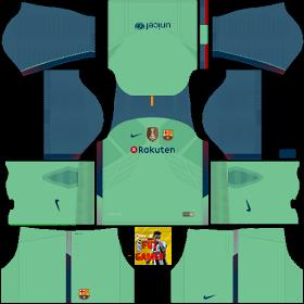 By B Hints || Uniformes Del Barcelona Sc Para Dream League