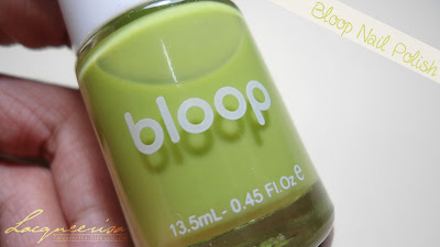 Bloop Nail Polish