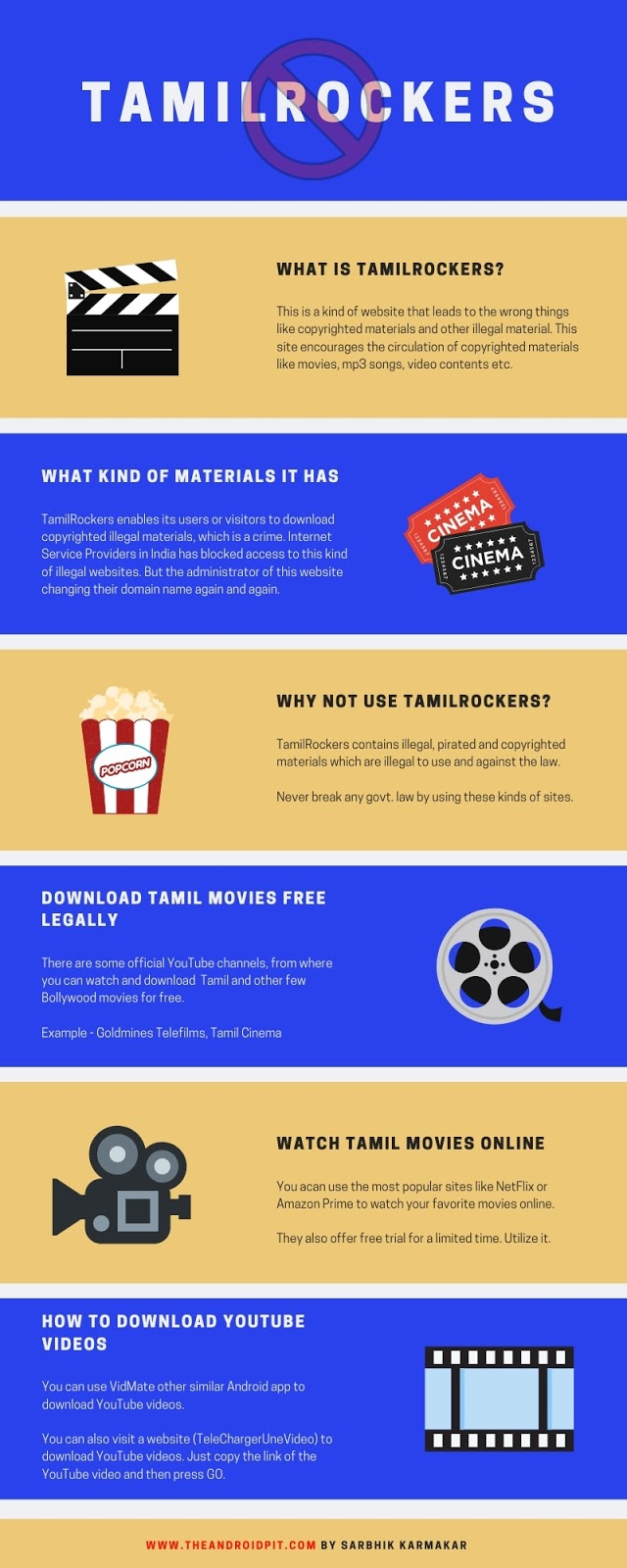 TamilRockers - Download Tamil Movies LEGALLY without TamilRockers
