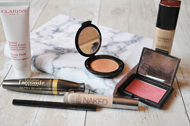 The under the weather beauty edit - Clarins, Bourjois, Guerlain, NARS, Rituel de Fille