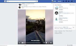 cara agar video fb tidak play otomatis