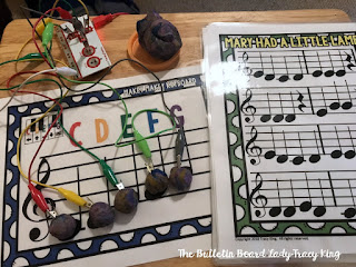 The Makey Makey is a great invention tool!  Help your students use it in the music room with these music class tested ideas.  STEAM learning can be fun!